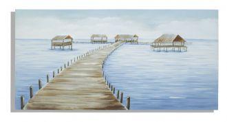 Plátěný obraz FIDŽI 140 CM
