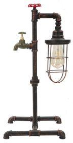 Stolní lampa MANHATTAN 56 CM