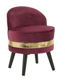 MINI židle/stolička PARIS vínová