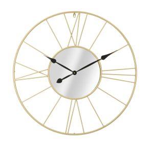 Nástěnné hodiny se zrcadlem CLASSY 80 CM