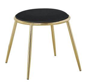 Stolička LOLY 45 CM černá