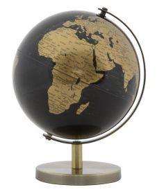 Stolní globus 13 CM bronzový