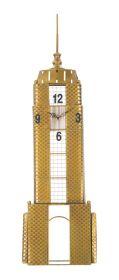 Nástěnné hodiny EMPIRE BUILDING 78 CM