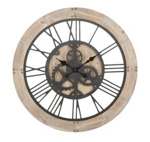 Nástěnné hodiny GRANAT 80 CM