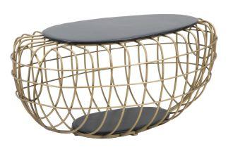 Konferenční stolek SPIDER 119 CM