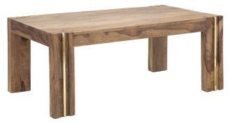 Konferenční stolek ELEGANT 109 CM masiv sheesham