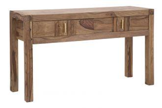 Konzolový stolek ELEGANT 132 CM masiv sheesham