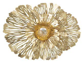 Nástěnné svítidlo IBIS 42 CM zlaté