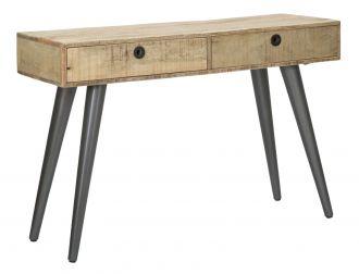 Konzolový stolek BELGRADO 115 CM masiv mango
