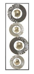 Nástěnná dekorace RING 90 CM