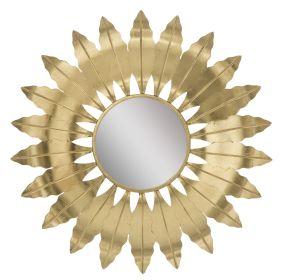 Zrcadlo SUN LEAVES 98 CM