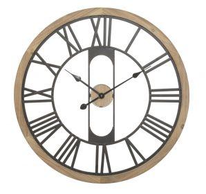 Nástěnné hodiny INDUSTRY 70 CM