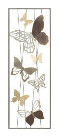 Nástěnná dekorace BUTTERFLY SMART A 90 CM