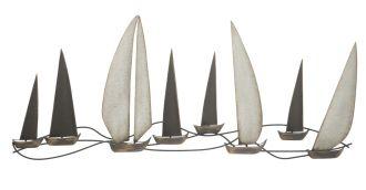 Nástěnná dekorace SHIPS 119 CM