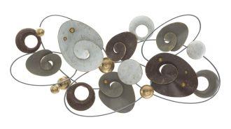 Nástěnná dekorace PLANET 58 CM