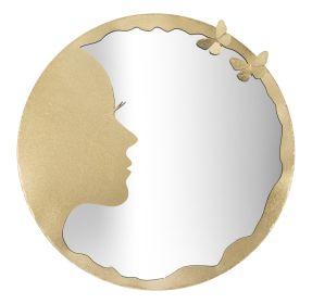 Zrcadlo BUTTERFLY HEAD 80 CM