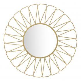 Kulaté zrcadlo RAY 96 CM