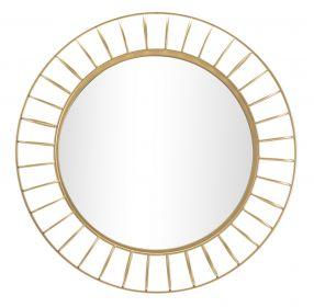 Kulaté zrcadlo RANGO 81 CM