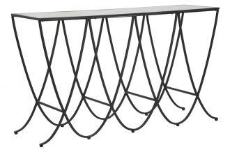 Konzolový stolek DARK 140 CM