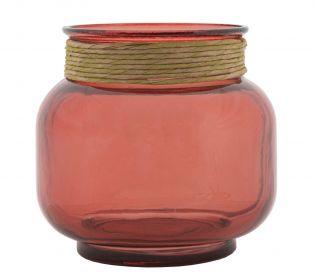 Váza ROPE 18 CM
