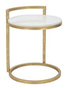 Odkládací stolek ROUND 40 CM