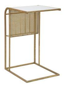 Odkládací stolek MARBLE 46 CM
