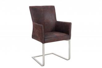 židle SAMSON DARK COFFEE II