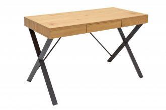 Univerzální stůl STUDIO 110 CM dubová dýha