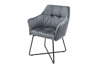 Jídelní židle LOFT GREY