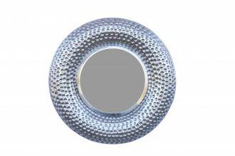 Zrcadlo ORIENT RUND 60 CM stříbrné
