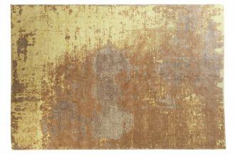 Koberec MODERN ART 350x240 CM rezavě hnědý