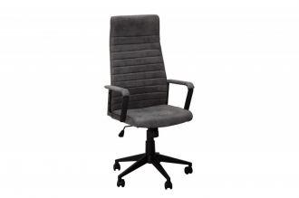 Kancelářská židle LAZIO vintage šedá