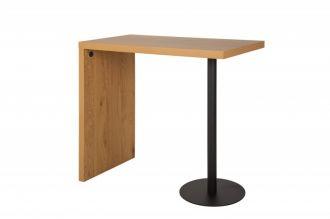 Barový stůl MAGNUS dubová dýha