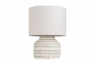 Stolní lampa CLASSIC I 47 CM béžová terakota