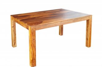 Jídelní stůl LAGOS 140 CM masiv sheesham
