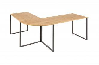 Kancelářský stůl BIG DEAL 180 CM dubový vzhled