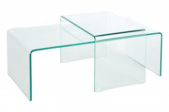 2SET konferenční stolek GHOST