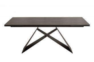 Jídelní stůl PROMETHEUS 180-260 CM LAVA rozkládací