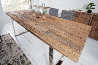 Jídelní stůl BARRACUDA 200 CM masiv teak