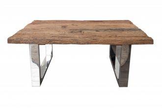 Konferenční stolek BARRACUDA 110 CM masiv teak