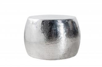 Konferenční stolek ORIENT II 60 CM stříbrný