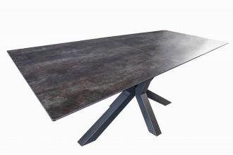 Jídelní stůl ETERNITY LAVA 180-225 CM keramika rozkládací