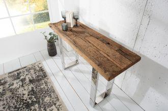Konzolový stolek BARRACUDA 120 CM masiv teak
