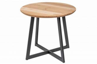 Odkládací stolek ARCHITECTURE 50 CM masiv dub