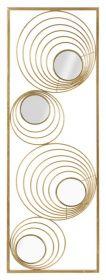 Nástěnná dekorace / Zrcadlo RAJES FRAME 90 CM