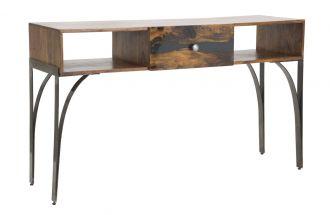 Konzolový stolek MONTANA 130 CM masiv akácie
