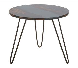 Konferenční stolek MONTANA 50 CM masiv akácie