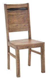 2SET jídelní židle YOSEMITE masiv akácie