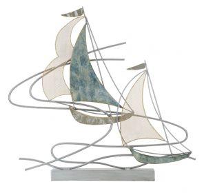 Skulptura YACHT 64 CM