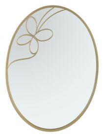 Zrcadlo GOLDEN THREAD 90 CM